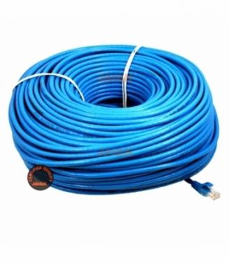 Carreta de cable UTP categoría 6 por 100M