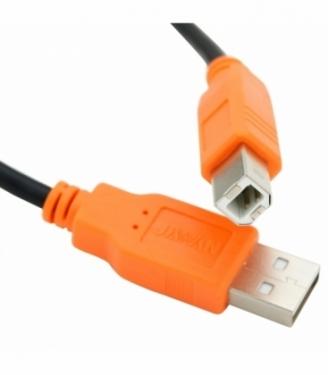 Cable USB 2.0 de impresora 1.80M