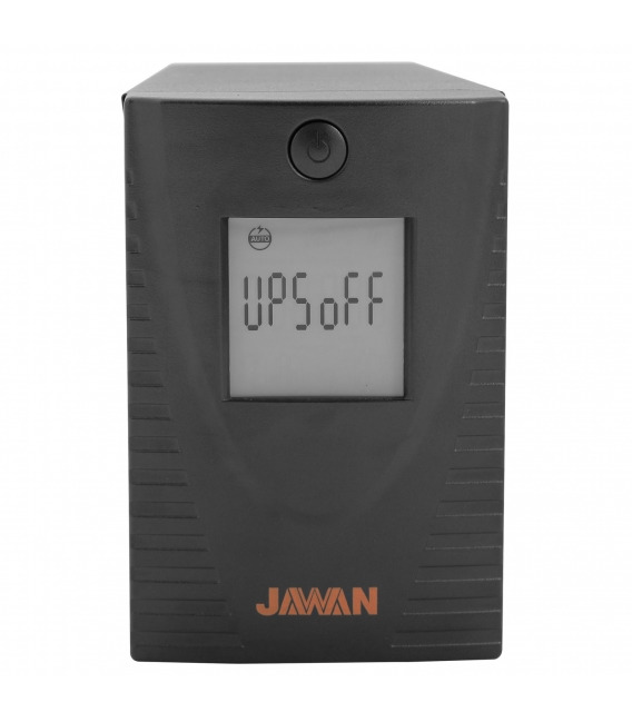 UPS 1000VA con pantalla LED